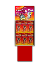 Digital Heating Pad Display