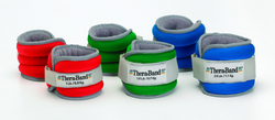 Comfort Fit Ankle & Wrist Weight Set Green 3lb