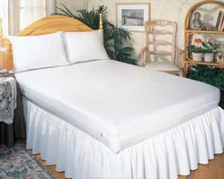 Mattress Cover Allergy Relief Queen-size 60 x80 x9 Zipper