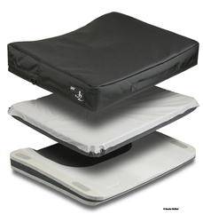 Category: Dropship Medical, SKU #302220AFL, Title: J2 Plus Wheelchair Cushion 22  x 20