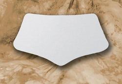 Back Plastic Moldable Custom Insert