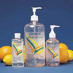 Citrus II Instant Hand Sanitizing Lotion 32oz Bottle