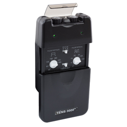 Tens Unit Dual Channel 3 Mode w/Timer (TENS3000)