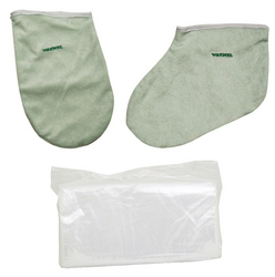 Paraffin Wax Bath Kit With Mitt Boot & Liners