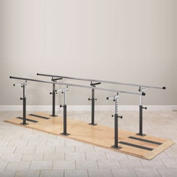 Parallel Bars Bariatric 10'