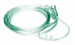 Nasal Soft-Tip Cannula Adult w/7' Tubing (Each)