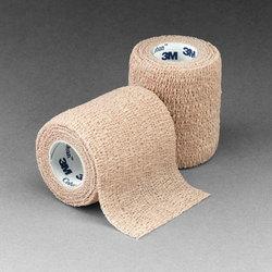 Coban Self-Adherent Wrap 1 x5 Yd Bx/30