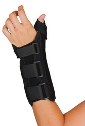 Wrist / Thumb Splint Left Extra Large