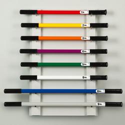 Wall Weight Bar Rack