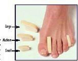 Toe Separator Medium Bx/12