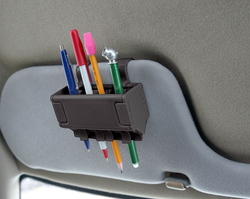 Pen Grip Visor Station