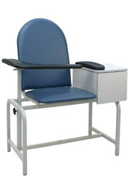 Padded Blood Drawing Chair w/o Cabinet
