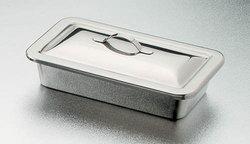 Instrument Tray W/ Lid 12-5/8 X 7 X 2 1/2