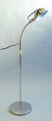 Gooseneck Exam Lamp- Caster Base- 3 Prong Plug