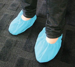 Surgical Shoe Covers Regular Pack/50 pr Non-Skid