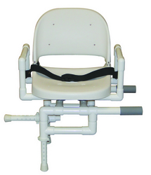 Tub Bather System All Purpose PVC w/Swivel Seat