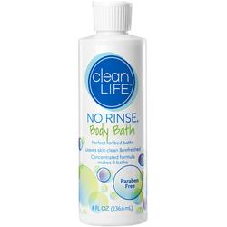 No Rinse Body Bath 8 oz.