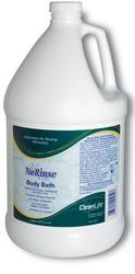 No Rinse Body Wash Gallon