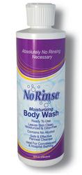 No Rinse Body Wash 8 oz.