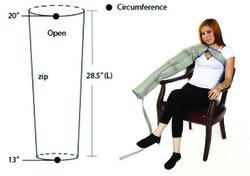 Lymphadema Garment Arm Single