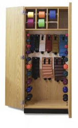 Thera-Wall Therapy Storage Cabinet 32 W x 19è D x 78 H