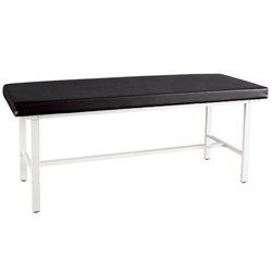 Category: Dropship Medical, SKU #8500T, Title: Flat Top Treatment Table  72  Adjustable
