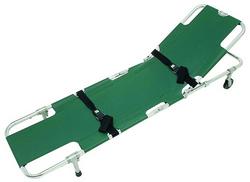 Stretcher Easy-Fold Wheeled w/ 5-Position Back