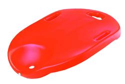 CPR Board - Plastic 23 X 17 Orange