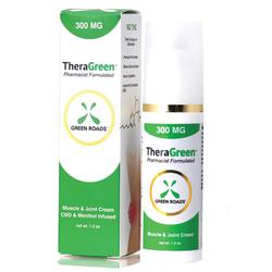 Category: Dropship Cbd Products, SKU #9041B, Title: CBD Pain Cream 300 mg Size 1.0 oz.