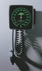 Diagnostix 750 Series Clock Face Aneroid - Wall