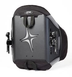 Category: Dropship Medical, SKU #AG61818AL1, Title: Roho Agility Max Contour Back System w/Air & Lumbar Pad