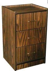 Bedside Cabinet- Three Drawer