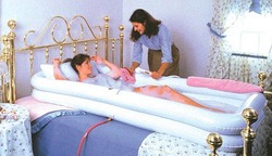 Ez Bathe - Inflatable Bath Tub