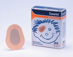 Coverlet Eye Occlusor- Junior Bx/20