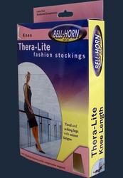 Closed Toe Thigh Stockings Nude Small 20-30 mmHg