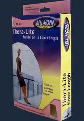 Closed Toe Thigh Stockings Nude X-Large 20-30 mmHg