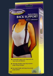 Back Support Industrial Small 24 - 30