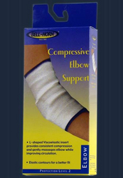 Elbow Support Compressive Large 12 - 13