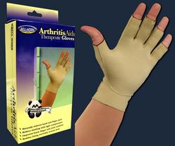 "Therapeutic Arthritis Gloves Small 7 - 7"""