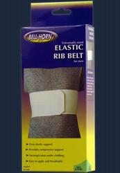 Rib Belt Men's Elastic 2X - 3X
