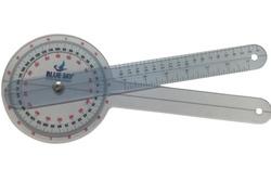 Take A Range Check Plastic 12 Goniometer 360 Deg