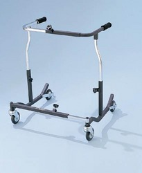 Bariatric Safety Rolling Adult Walker 1000 lb. Wt. Cap.