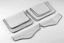 Hydrocollator Cover- Oversize- Foam Filled- Velcro