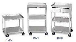 Mobile Cart- 2 Shelf- MB 19-1/2 Hx18-3/4 Wx16-3/4 D
