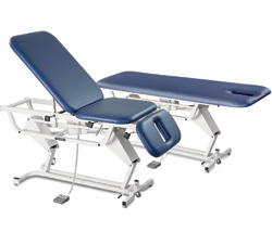 Treatment Table Hi-Lo 28 x75 3-Section
