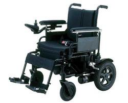 Cirrus Plus Power Wheelchair Folding Lightweight 18