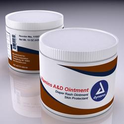 Vitamins A & D Ointment 15 oz. Jar Each