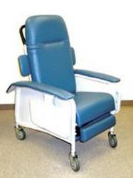 Clinical Care Recliner Blue Ridge
