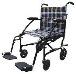 Fly-Lite Transport Chair Black 19