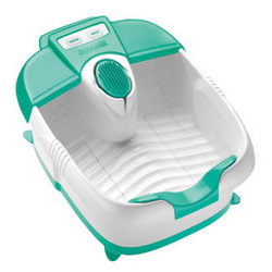 Conair Massaging Foot Bath w/Bubbles & Heat